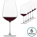 Schott Zwiesel Air All Round Red Wine Glass - Set of 6