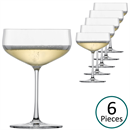 Schott Zwiesel Air Champagne Saucer - Set of 6