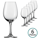 Schott Zwiesel Sensus Wine Tasting Glasses - Set of 6