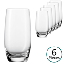 Schott Zwiesel Banquet Water / Soft Drink Tumblers - Set of 6