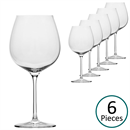 Glass & Co In Vino Veritas Burgundy Glass - Set of 6