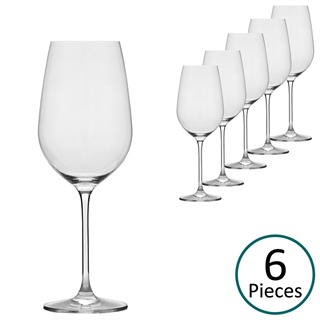 Glass & Co In Vino Veritas Chianti Glass - Set of 6