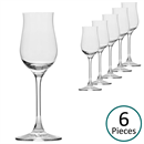 Glass & Co In Vino Veritas Schnapps / Spirit Glasses - Set of 6