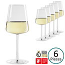 Stolzle Power White Wine Glass - Set of 6