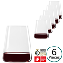 Stolzle Power Stemless Red Wine Glass - Set of 6