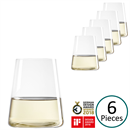 Stolzle Power Stemless White Wine Glass - Set of 6