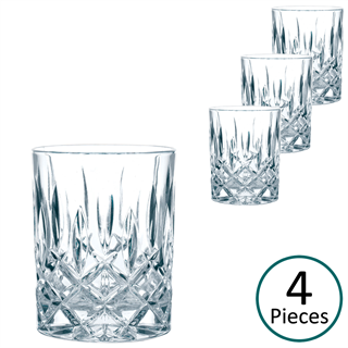 Nachtmann Noblesse Whisky Tumbler - Set of 4