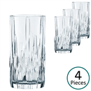 Nachtmann Shu Fa Long Drink Mixer Tumbler - Set of 4