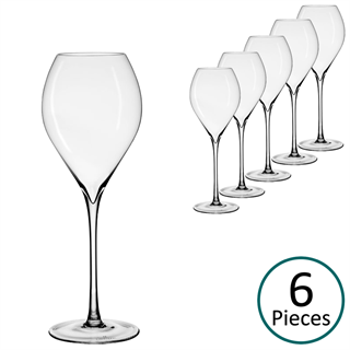 Lehmann Glass Jamesse Prestige Premium Champagne / Sparkling Wine Glass - Set of 6