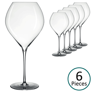 Lehmann Glass Jamesse Grand Rouge Red Wine Glass - Set of 6