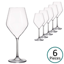 Lehmann Glass Absolus Red Wine Glass 460ml - Set of 6