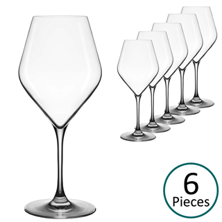 Lehmann Glass Absolus Red Wine Glass 620ml - Set of 6