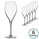 Lehmann Glass Opal Champagne / Sparkling Wine Glass - Set of 6