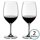 Riedel Vinum Bordeaux / Cabernet Sauvignon / Merlot Glass - Set of 2 - 6416/0