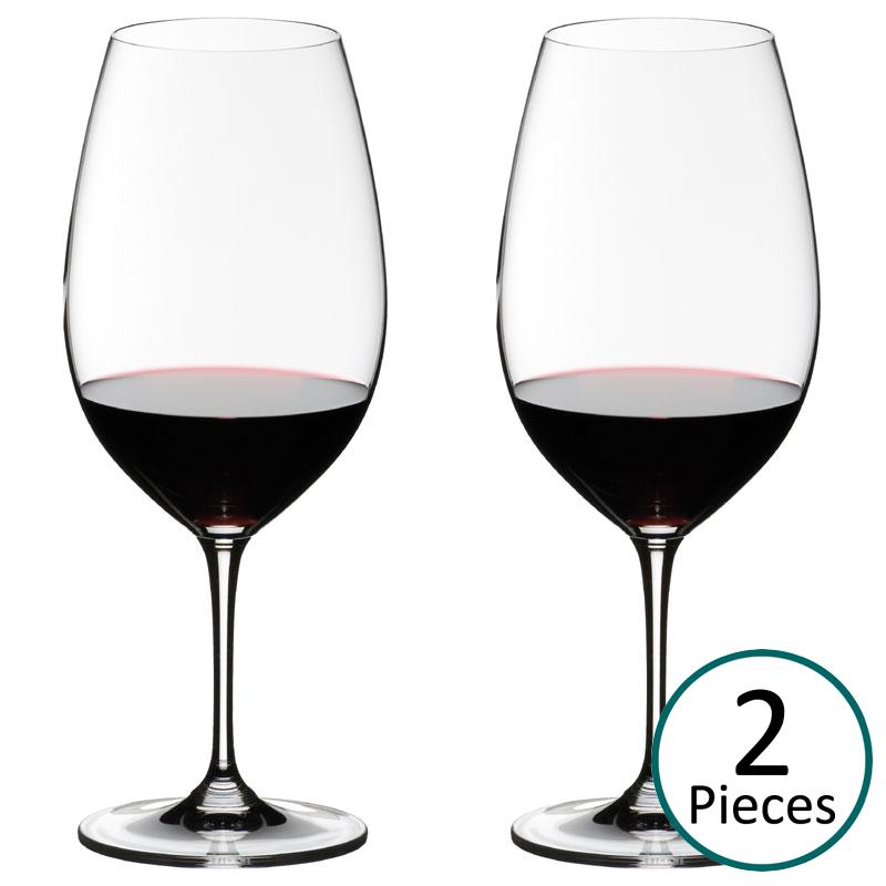 Riedel Vinum Syrah Shiraz Glass Set