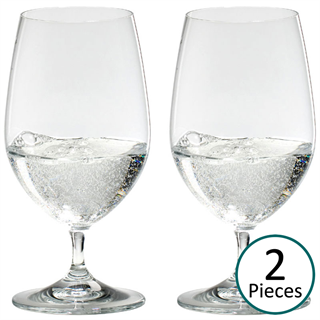 Riedel Vinum Water Glass - Set of 2 - 6416/2