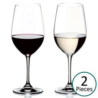 Riedel Vinum Zinfandel / Chianti / Riesling Glass - Set of 2 - 6416/15