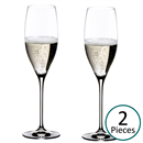 Riedel Vinum Cuvee Prestige Glass - Set of 2 - 6416/48