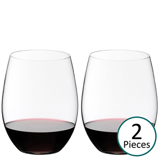 Riedel O Range Stemless Cabernet / Merlot Glass - Set of 2 - 414/0
