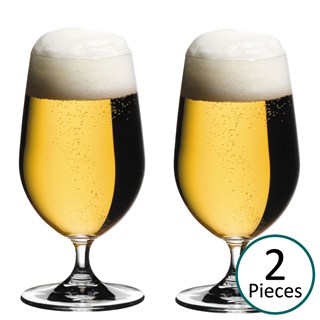Riedel Ouverture Stemmed Beer / Water Glasses - Set of 2 - 6408/11