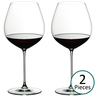 Riedel Veritas Old World Pinot Noir Glass - Set of 2 - 6449/07