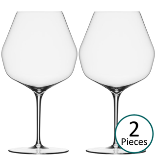 Mark Thomas Double Bend Red Wine Glass - Set of 2
