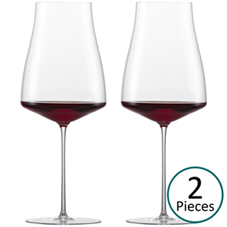 Zwiesel 1872 The Moment Bordeaux Glass - Set of 2