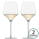 Zwiesel 1872 Alloro - Chardonnay Young, Oaky, Barrel Aged White Wine Glass - Set of 2