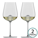 Zwiesel 1872 Air Sense Chardonnay Wine Glass - Set of 2