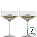 Zwiesel 1872 Air Sense Champagne Saucer Glass - Set of 2