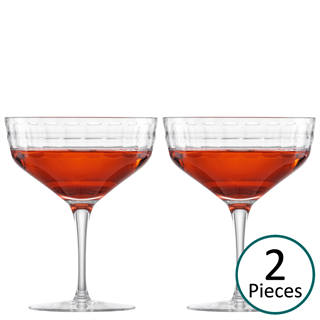 Zwiesel 1872 Bar Premium 1 Small Cocktail Cup Glass - Set of 2
