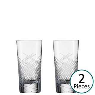 Zwiesel 1872 Bar Premium 2 Small Longdrink Tumbler - Set of 2