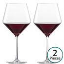 Schott Zwiesel Pure Burgundy Glass - Set of 2