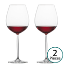 Schott Zwiesel Diva Water / Bordeaux Glass - Set of 2