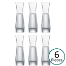 Schott Zwiesel Crystal Pure Wine / Water Carafe - 100ml - Set of 6