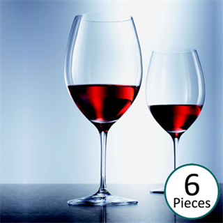 Schott Zwiesel Cru Classic Red Wine Glass - Set of 6