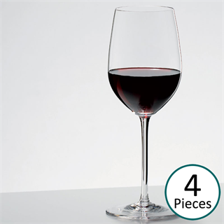 Riedel Sommeliers Crystal Mature Bordeaux / Chablis Chardonnay Glass - Set of 4 - 4400/0