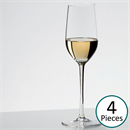 Riedel Sommeliers Crystal Sherry / Tequila / Spirit Glass - Set of 4 - 4400/18