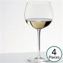 Riedel Sommeliers Crystal Montrachet Chardonnay Glass - Set of 4 - 4400/7