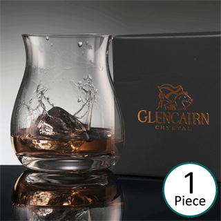 Glencairn Mixer Whisky / Spirit / Gin Nosing Glass - Black Box