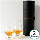 The Glencairn Official Whisky Glass - Set of 2 (Travel Case)