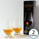 The Glencairn Official Cut Crystal Whisky Glass - Set of 2 (Printed Gift Carton)