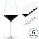 Stolzle STARlight Bordeaux Red Wine Glass - Set of 6