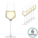 Stolzle STARlight Champagne / Sparkling Wine Glass - Set of 6