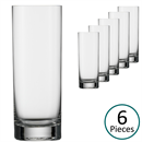 Stolzle New York Bar Highball / Longdrink Tumbler Glass 450ml - Set of 6