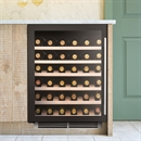 Caple Wine Cabinet Sense - Single Temperature Slot-In - Black Wi6143