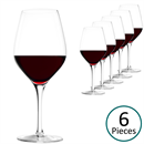 Stolzle Exquisit Red Wine Glass - Set of 6