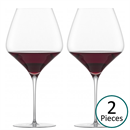 Zwiesel 1872 Alloro - Burgundy Mature Red Wine Glass - Set of 2