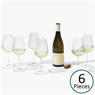 Jancis Robinson x Richard Brendon The Wine Glasses - Set of 6