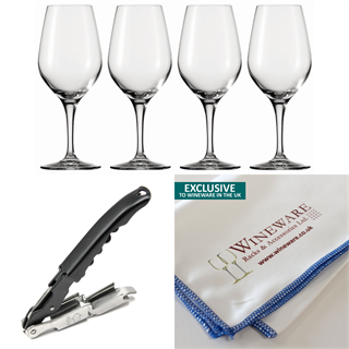 Wineware Wine Tasting Set - Intermediate